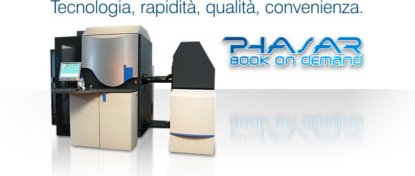 Book On Demand - Print On Demand e Stampa libri in Bassa Tiratura per Editori